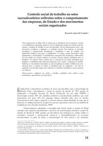 Cadernos de psicologia social do trabalho 9