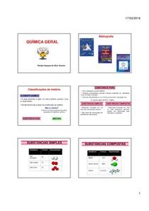 Apostila Quimica Geral Alunos Parte 1 Quimica 5