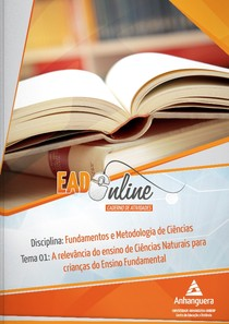 ONLINE Fundamentos e Metodologia de Ciencias 01 caderno de impressão