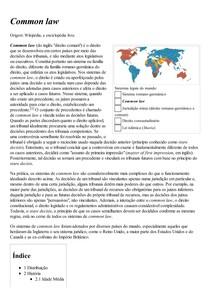 Common law – Wikipédia  a enciclopédia livre