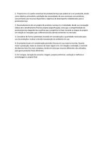 Exercicios administração da produção atividade 3