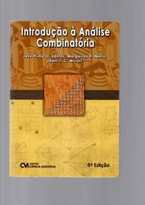 395211706 Introducao a Analise Combinatoria Jose Plinio O Santos