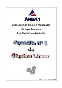 Algebra_Linear_Apostila_3a