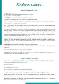 HEMATOMAS CRANIANOS