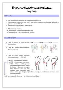 Fratura transtrocantériana