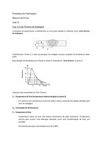 Resumo de Prova AV2
