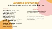 Francês Básico - Aula 6
