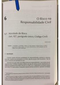 Responsabilidade civil  unico art. 927
