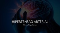 HIPERTENSÃO ARTERIAL - AULA