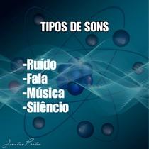 Tipos de Sons