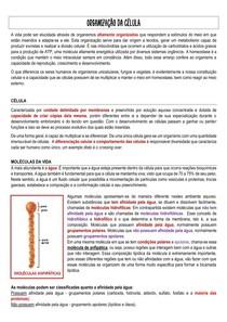 Organização da célula - Fundamentos da biologia celular, Junqueira e Carneiro e Dan Brown