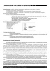 RESUMO PSICOLOGIA APLICADA AO DIREITO BIMESTRE 1(9)