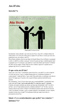 Ato Ilícito