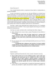 Caso concreto semana 6 - direito penal I