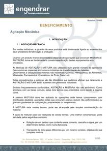 LIVRO - AGITACAO POLPA ENGENDRAR