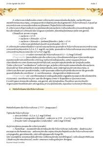 Semiologia - Icterícia