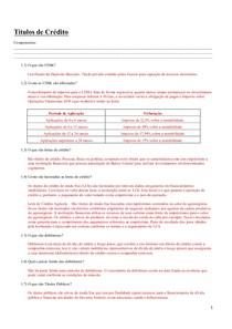 Questionário   1 (Títulos)   Gabarito
