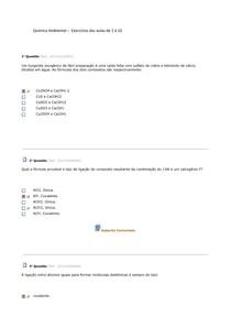 quimica Ambiental 1 a 10
