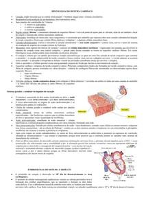 EMBRIOLOGIA E FISIOLOGIA CARDÍACA