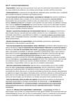 Resumo das Aulas HPA II (19 a 30)