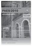 paes-2010-prova-objetiva-1-etapa