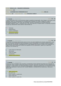 AVS Orçamento Empresarial - By SM