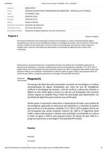 Algoritimos e Programação Atividade 03