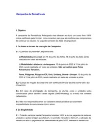 Regulamento Jurídico Campanha Rematrícula_Cursos Livres - 20 2