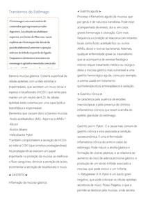 TRANSTORNOS DO ESTOMAGO