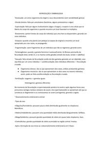 REPRODUÇÃO E EMBRIOLOGIA docx