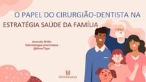 CIRURGIÃO DENTISTA NA ESF