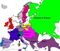 Europa 1809