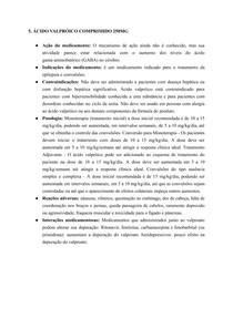 ÁCIDO VALPRÓICO COMPRIMIDO