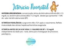 Icterícia neonatal - parte 2