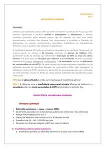 ENDÓCRINO - Insuficiencia adrenal