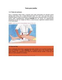 ortopedia testes