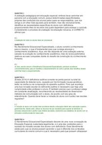 metodologia do ensino da educação especial