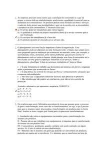 Avaliação Final (Objetiva) - Individual Semipresencial