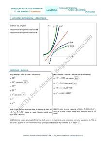 Introdução ao Cálculo Diferencial - ListaICD4-Borges-12.2