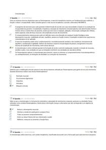 Avaliando Cinesioterapia Exames por Imagem Fisioterapia Respiratória