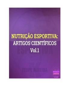 Nutricao Esportiva Artigos Cientificos vol 1
