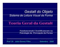 Teoria geral da Gestalt 2006