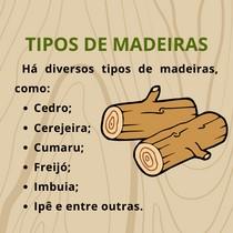 tipos de madeiras