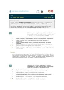 DIDÁTICA NA EDUCAÇÃO DE SURDOS AULA 2