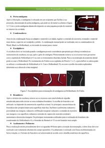 Instrumentos para restaurações em amalgma