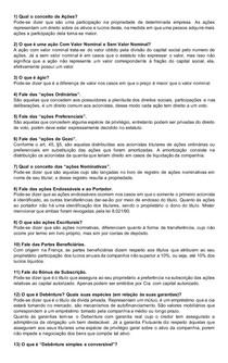Direito Empresarial II - Exercício 03