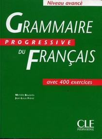 Grammaire progressive  avancé