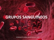 Seminário grupos sanguíneos