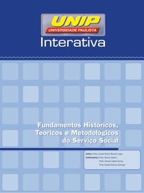 Livro-Texto - Unidade I - Fundamentos Históricos, Teóricos e Metodológicos do Serviço Social - Unip