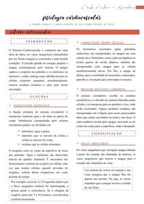 Fisiologia Cardiovascular ( constituição, potenciais de ação, coração, valvas e acoplamento EC no músculo cardíaco) - Fisiologia Humana